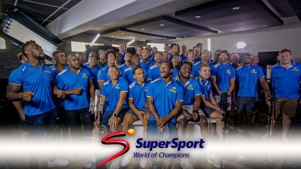 DHL Stormers & Friends - The Crossing Osiyeza - on Supersport